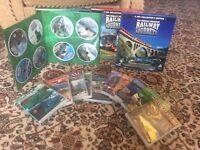 DVD on Railway journeys