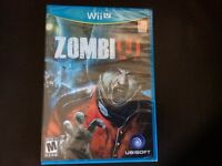New Zombi U game for sale!