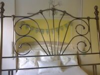 Bentley Design Metal king size headboard