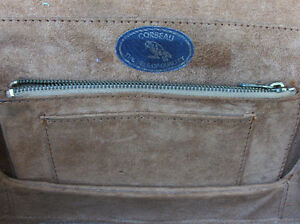 Vintage OSTRICH leather purse, by CORBEAU, from South Africa, Peterborough Peterborough Area image 6