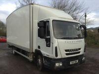 Iveco/ Seddon Eurocargo 75E16 E5 7.5 T GROSS BOX VAN