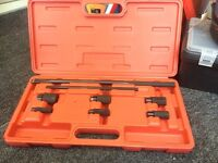 Wheel wrench kit
