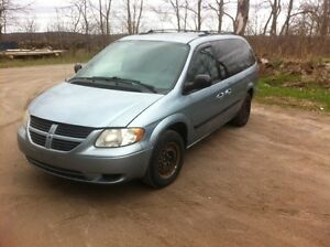 2005 Dodge Grand Caravan etested and certified