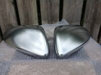 Genuine VW Golf Mk 7 R mirror covers.