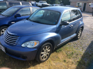 Rims and summer tires stock PT Cruiser rims with tires $400.00