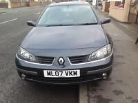 2007 Renault Laguna 2.0 16v Navigation Expression Manual