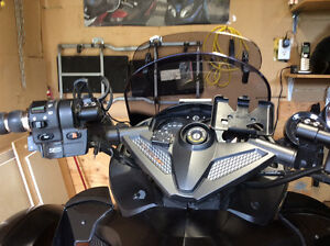 Windshield for RSS can am spyder