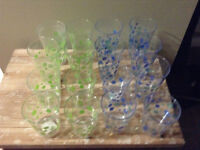 Outdoor and Child Proof Cups Small and Large