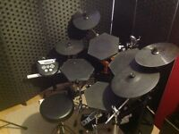 Electronic drum kit Roland ,Alesis ,Simmons