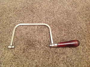 Vintage Coping Saw