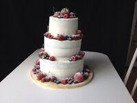 Almost Heaven Wedding Cakes