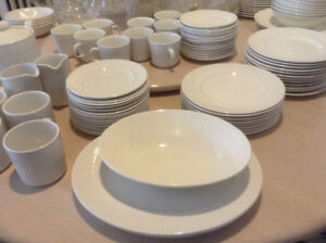 ATHENA DINNERWARE, MADE BY JOHNSON BROTHERS OF ENGLAND