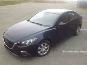 2014 Mazda GS SkyActive Automatic Sedan 36,000km