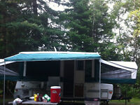 awning for camper