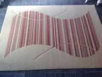 Large rug,120x170cms