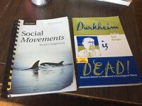 Sociology textbooks