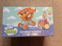 Toy trolley brand new