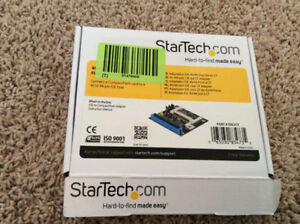 StarTech 40/44 Pin IDE to Compact Flash SSD Adapter