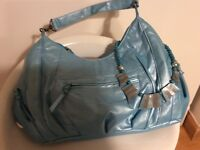 Ladies Ice Blue Handbag