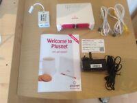 Plusnet 2704N Wireless Router