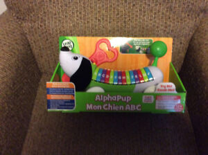 ALPHA PUP- GREEN brand new never used