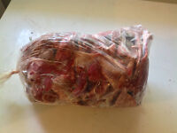 Raw beef DOG FOOD all natural beef SPECIAL