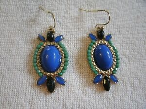 Several Pairs of Earrings