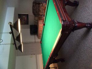 Pool Table & Accesaries