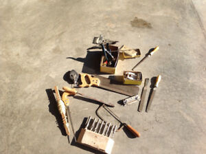Wood working tools for Sale.