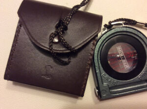 Compass Bezard Liquid with lanyard and leather case