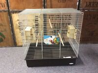 Ferplast New Generation Bird Cage for Cockatiels / Budgies etc New with Tags in Box