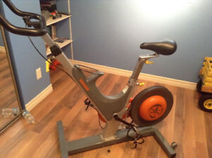 Keiser Rear Wheel Pro Cycle Spin Bike Commercial Retails $2000