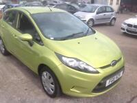 Ford Fiesta 1.4TDCi 70 DPF 2011MY Edge baragin