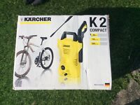 Kartcher k2 pressure washer