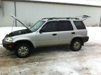 97-01 CR-V Parts PART-OUT 5 Speed - 1997 1998 1999 2000 2001 CRV