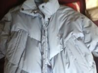Ladies size 12 puffer jacket