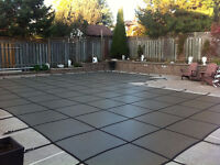 Winter pool covers - safety covers - elephant covers