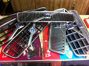 VOLVO S70, V70, 98-2000, grille, calandre
