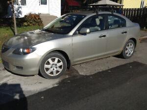 Mazda3 GX4P 2008