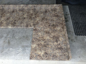 LAMINATE COUNTERTOP and CABINETS**SOLD PPU**