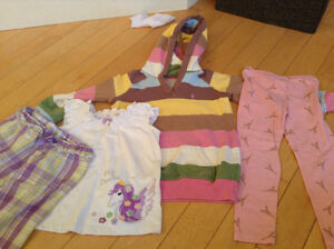 Girls 5x Clothing lot