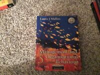 Management and Organisational Behaviour 5th edition by Laurier J Mullins