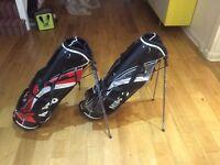 Brand new golf bags