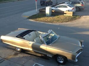 1966 2 door convetible Pontiac Parisienne for Sale