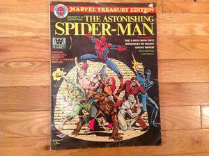 Marvel Treasury Edition - The Astonishing Spider-man Peterborough Peterborough Area image 1