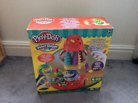 Play Doh Sweet Shoppe -njo