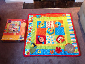 Infantino Jumbo Patchwork Play Space