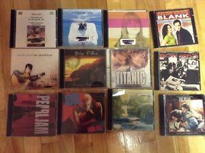 Lot de 80 CD, rock alternatif et +  DOORS, Bon Jovi, Tragically