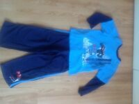 2 pair of lightning mcquin pyjama age 5 to 6 year