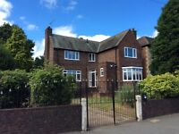 Large executive let, high quality 3 bedroom detached house. Private parking.